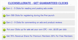 clicksellerate join the pre-launch