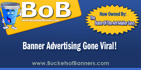Get BOB For Your Bucket Of Banners 11