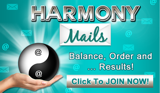 Harmony Mails - This Is How You Market A Product 1