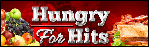 Hungry For Hits Is Highly Recommended 8