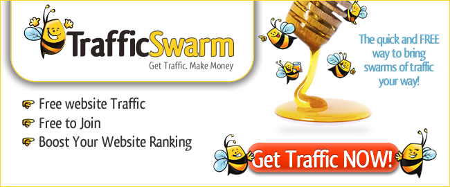 TrafficSwarm Am Getting 100 Clicks From 300 Credits 7
