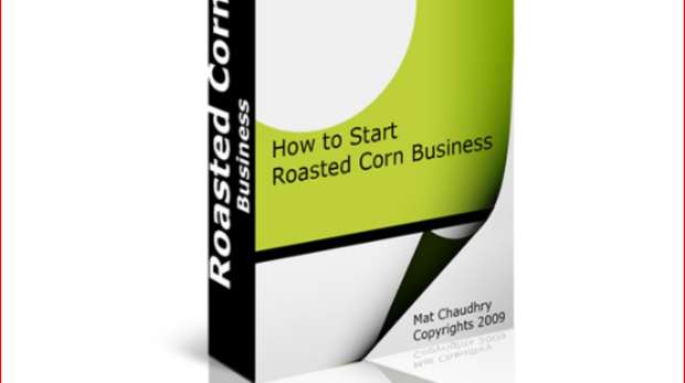 start your own corn roasting business
