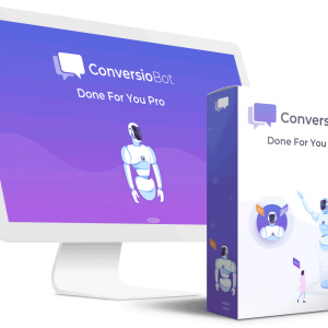 ConversioBot Website ChatBot