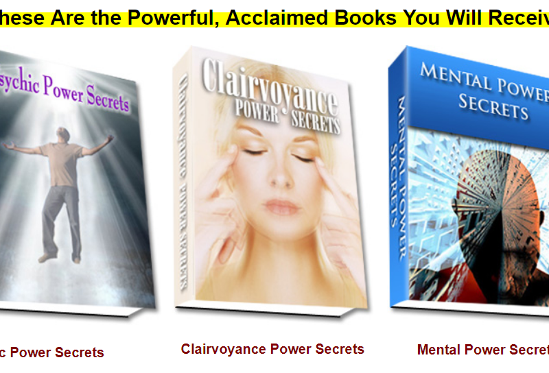 Develop Your Psychic With This Powerful Guide