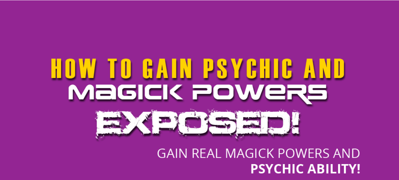 learn how you can cast powerful magic spells in no time