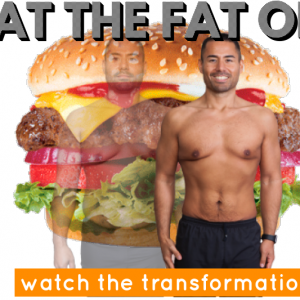 Eat the Fat Off - Best Weight Loss System for Men