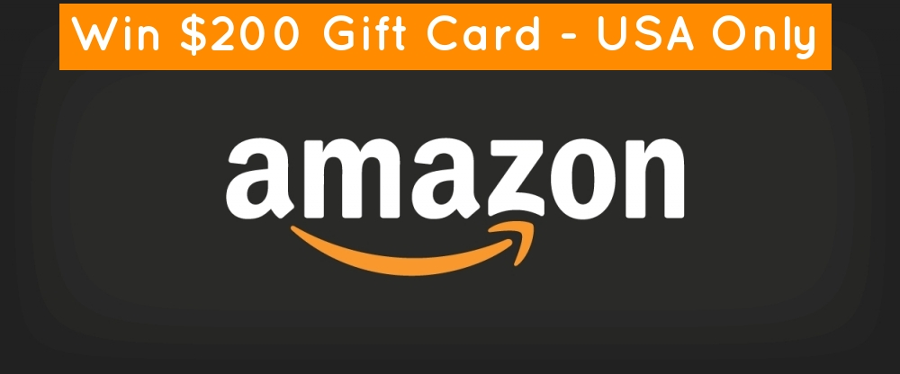 win an amazon gift card worth $200