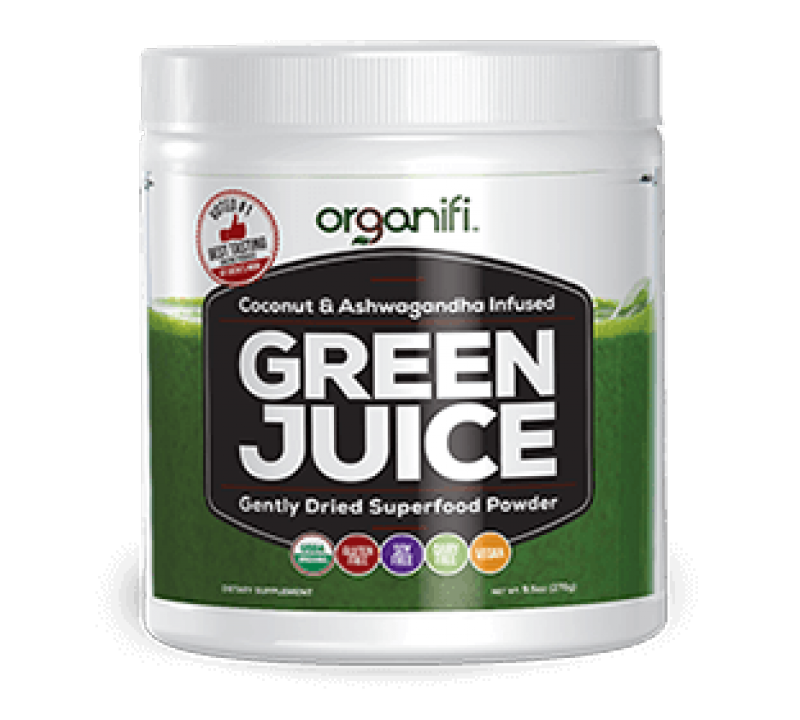 organifi green power juice