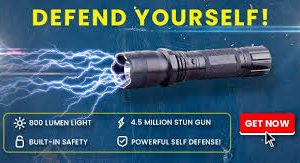 Shockwave Torch It Works Harder Than A Stun Gun