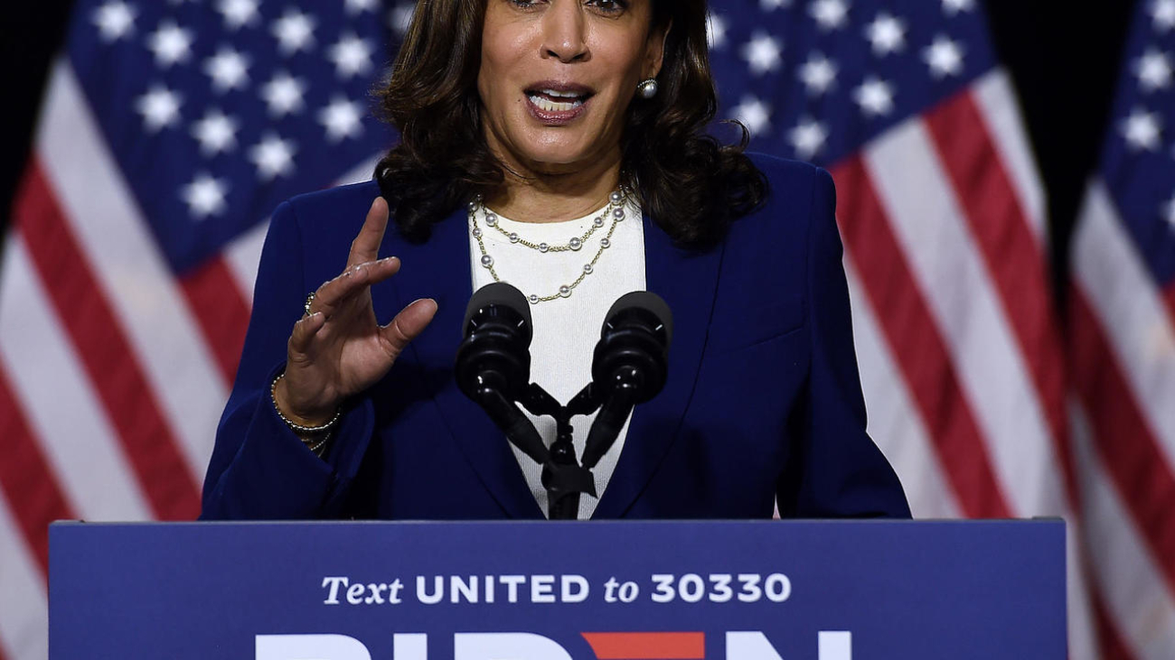 Kamala Harris First Woman Vice President of the United States