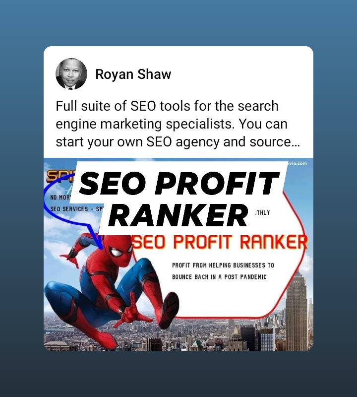 SEO PROFIT RANKER $50,000 Affiliate Contest 1